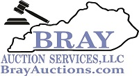 AUCTIONS * Bray Auction Services, LLC. Bardstown, KY